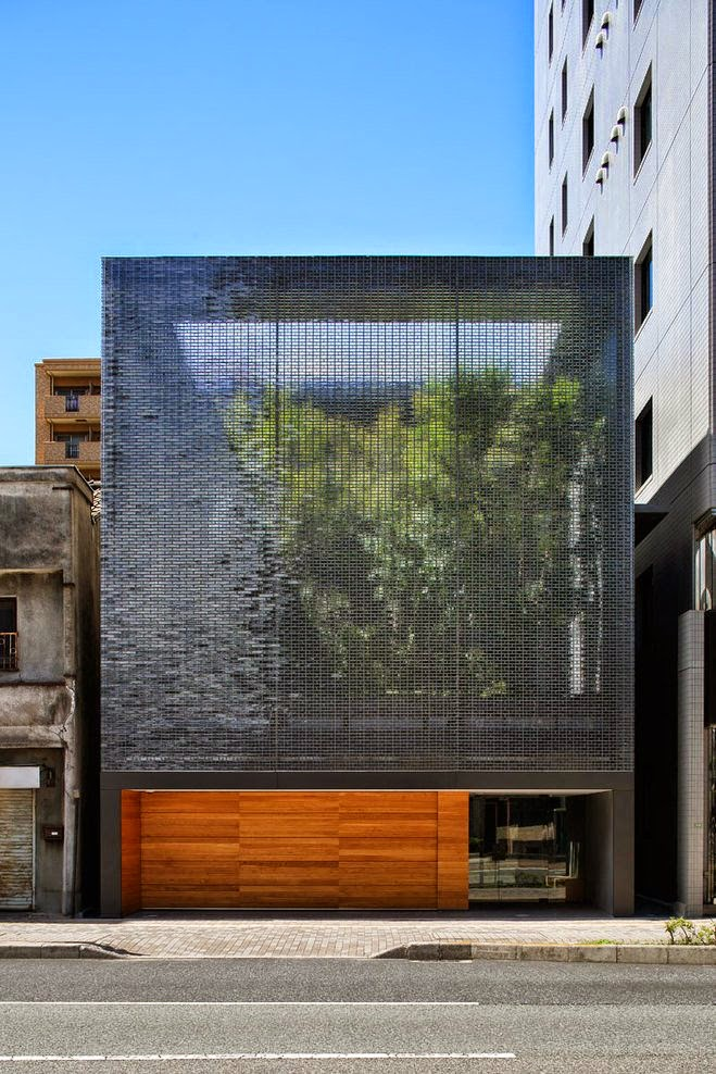 Optical Glass House By Nap Architects: Design-dautore.com: Optical Glass House