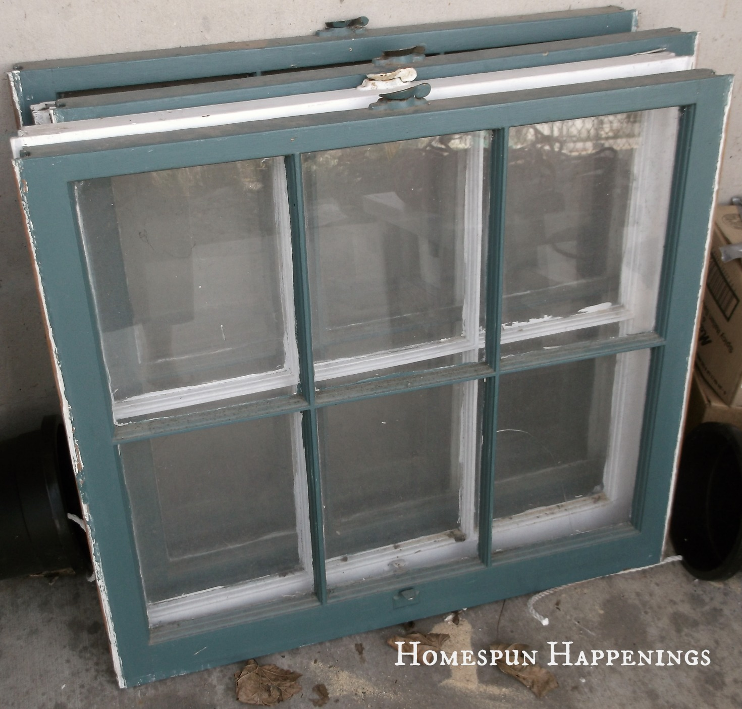Replacing Kitchen Cabinet Hinges Homespun Happenings Diy Greenhouse Out Of Old Windows