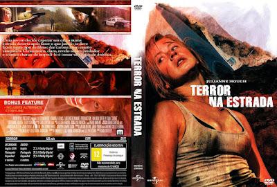 Filme Terror Na Estrada (Curve) DVD Capa