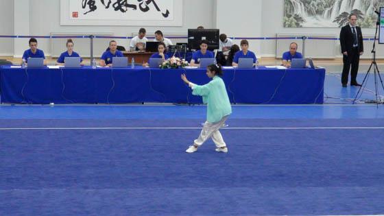 Дени печели златен медал в Москва на 16 Европейско първенство по Ушу