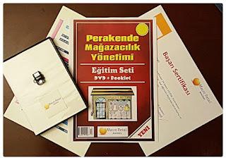 Perakende Mağazacılık Yönetimi Kitap, Pdf, Eğitim Seti