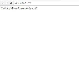 Kali ini saya akan memperlihatkan solusi dari trobleshoot error Dapodik menurut pengalama Cara Mengatasi Dapodik Error Database#2/We Are Sorry/Tidak Terkoneksi Dengan Server
