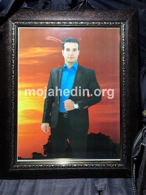 علی محمدیان آزاد از کشته شدگان کازرون