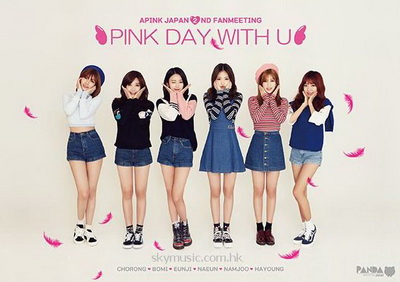 [TV-SHOW] Apink -Pink Day With U- (DVDISO)