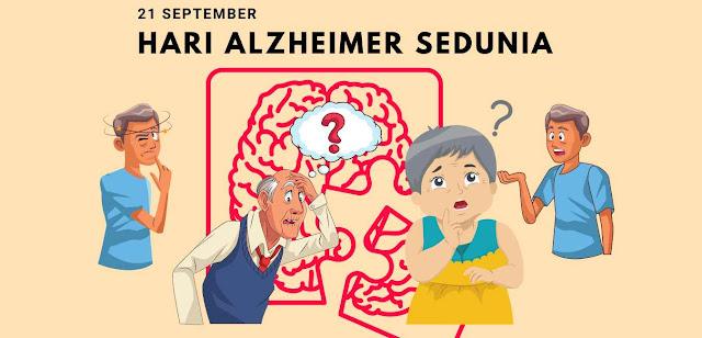 Sejarah Hari Alzheimer Sedunia 21 September