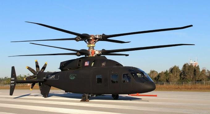 Lockheed Martin apresenta o ousado helicóptero furtivo Raider X (VÍDEO)