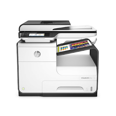 Minimize downtime amongst HP Page Wide Technology that delivers reliable surgery draw concern HP PageWide Pro 377dw Driver Downloads