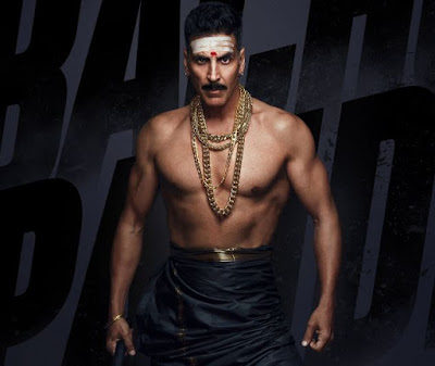 Bachchan Pandey First Look Poster, Bachchan Pandey First Poster, Bachchan Pandey Poster out