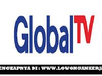 Lowongan Kerja Terbaru Global TV Tahun 2017