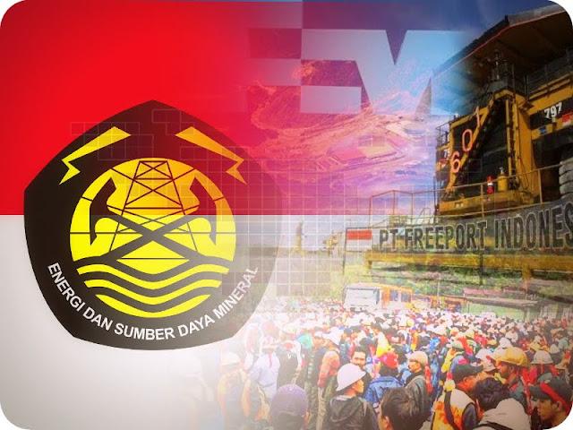Ini Penjelasan Kementerian ESDM atas Hasil Perundingan dengan Freeport Indonesia