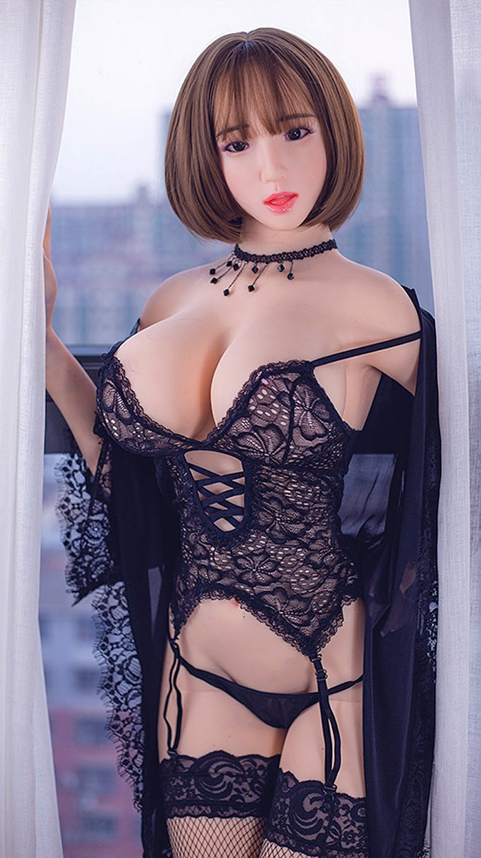 Sexy Doll, lingerie, big tits,