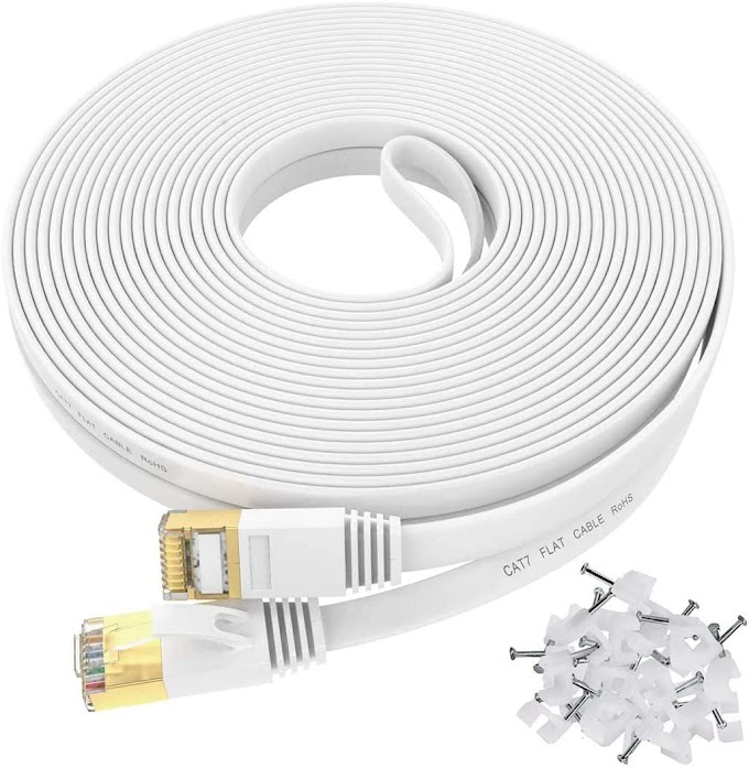 CAT.7 33ft Network Cable