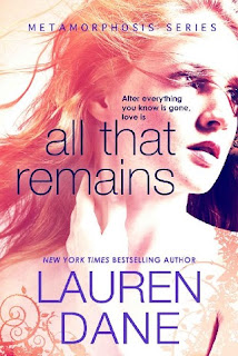 All that remains by Lauren Dane | cover love
