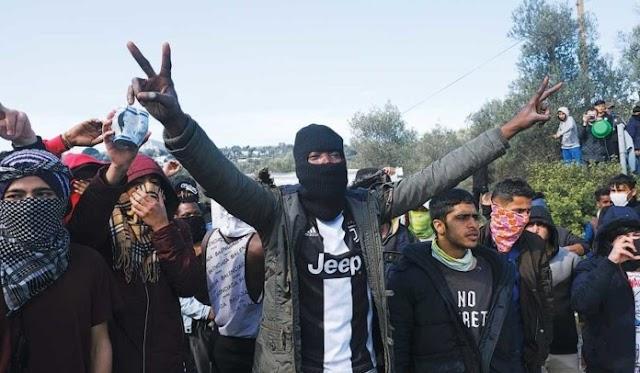 ΜΙΤ μαζί με Τσετσένους και Αφγανούς χτύπησαν τον Φλεβάρη στη Μόρια! (ΦΩΤΟ)