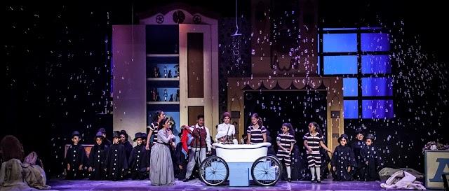 La ópera para niños El pequeño deshollinador se presenta en Guadalajara