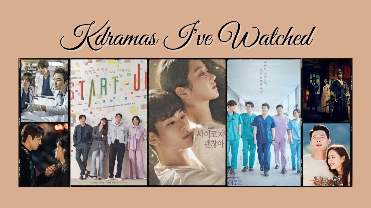 My Year in Asian Drama - Kdrama