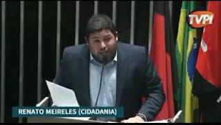 PL DO VEREADOR RENATO MEIRELES  PROÍBE TROCA DO NOME DE RUAS, AVENIDAS E PRÉDIOS PÚBLICOS DE GUARABIRA