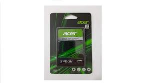 "ACER SSD Speedy 240 GB 2.5"" SATA III (6GB/S)"
