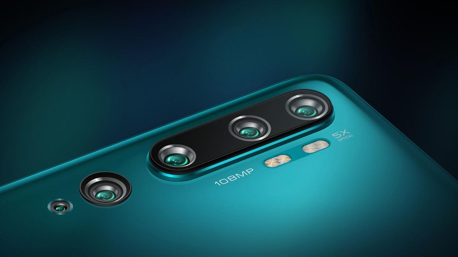 هاتف Xiaomi Mi Note 10 بكاميرا 108MP ... إليك خصائصه و كيفية الحصول عليه