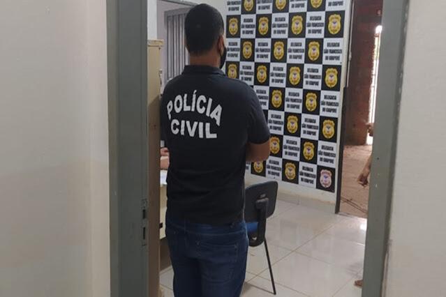 Polícia prende homem que agrediu ex-esposa mesmo com determinação para manter distância