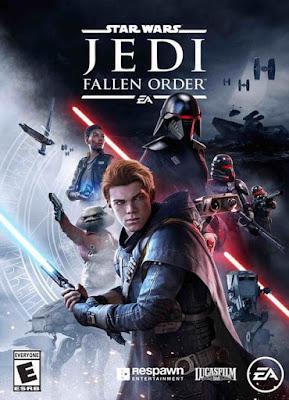 Capa do Star Wars Jedi: Fallen Order