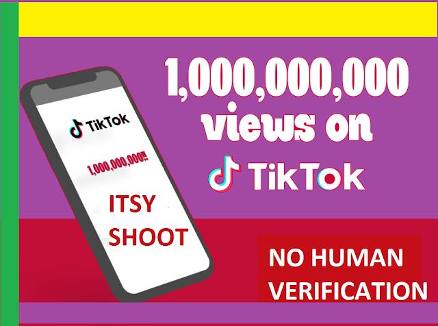 Get Millions of views on TikTok videos (2021 Method)