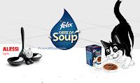 Logo Facce da Felix Soup: vinci gratis forniture e ciotole Alessi Tigrito