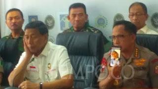 Sebut Pengungsi Maluku Bebani Pemerintah, Wiranto Minta Maaf