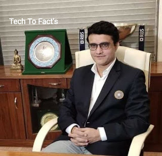 What is the biography of Sourav Ganguly?