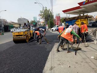Jasa Perbaikan Jalan Aspal Tangerang Murah