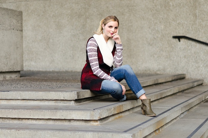 How to Style Bootlegger Boyfriend Jeans