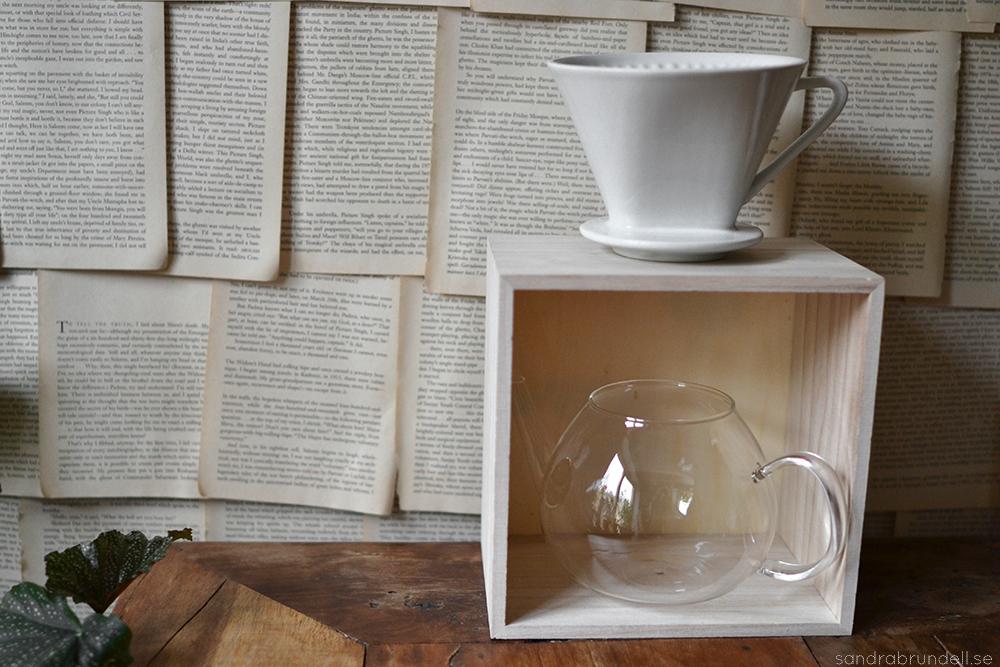 Gör din egen kaffebryggare