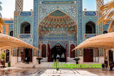 Niat, Tata Cara, dan Doa Tahiyatul Masjid