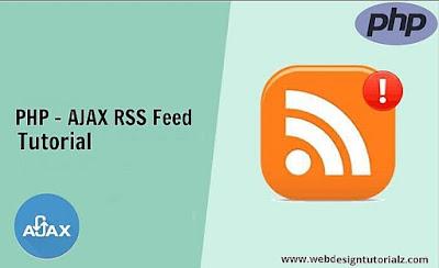 PHP AJAX RSS Feed