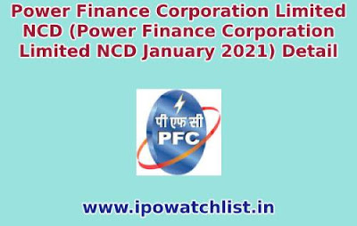 Power Finance Corporation NCD
