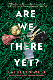Book Review: Are We There Yet? by Kathleen West