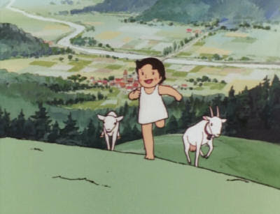 Heidi, Girl of the Alps English Fansub Translation