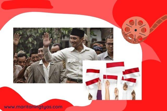 Ario Bayo dalam Soekarno Indonesia merdeka