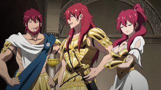 Urutan Nonton Anime Magi Series Yang Benar Berdasarkan Tanggal Rilis