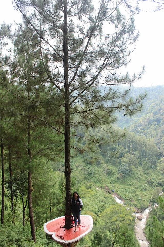 Sejuknya Udara dan Pemandangan di Curug Jeglong, Tempat Beribu Ketenangan yang Tersembunyi di Kendal.