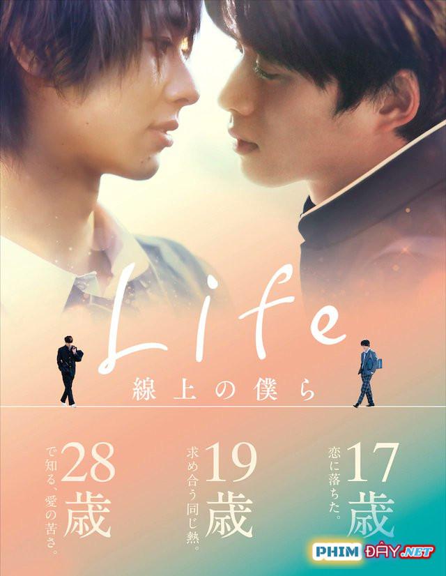 Đường Kẻ Tình Yêu - Life Senjou no Bokura (2020)