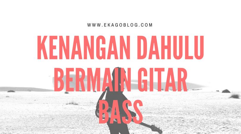 Band Vanessa Kenangan Dahulu Bermain Gitar Bass