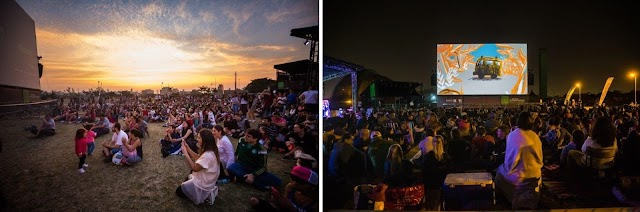 Festival gratuito de Cinema Outdoor acontece em agosto no Parque Villa-Lobos