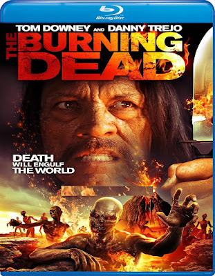 The Burning Dead (2015) Dual Audio [Hindi – Eng] 720p BluRay ESub x265 HEVC 400Mb