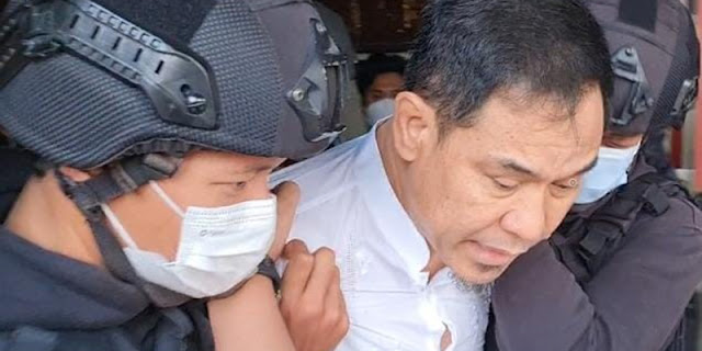 Ditangkap Densus, Polri: Munarman Sembunyikan Informasi Tindak Pidana Terorisme
