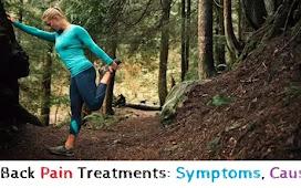 Back Pain Treatments: Symptoms, Causes