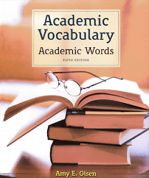 alt=English-Academic-Vocabulary-Fifth-Edition-By-Arny-E-Olsen-Argosy-University