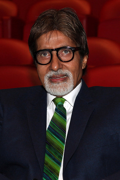 bollywood stills  amitabh bachchan and george lamb photocall