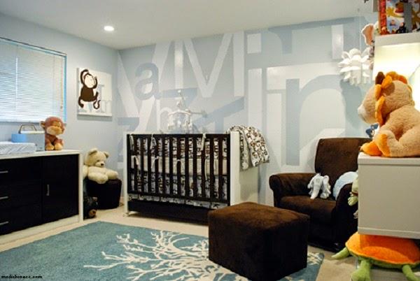 Best Home Design » chambre garcon moderne