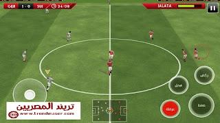 العاب كرة القدم